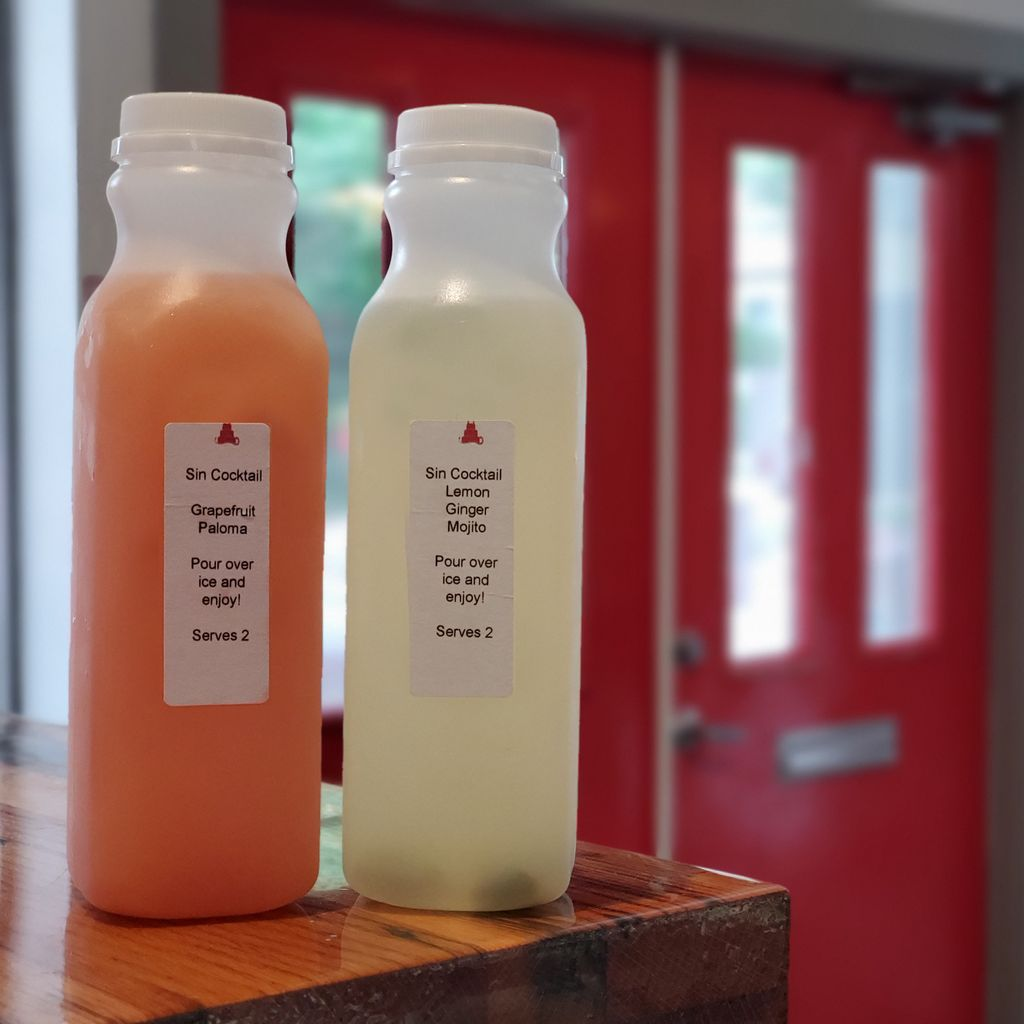 Remember to stop by & grab your #Grapefruit #Paloma & #LemonGinger #Mojito to-go for this weekend, #Providence #eatwicked #drinkwickedtoo #RhodeIslandpic.twitter.com/5FKpcOG9GY