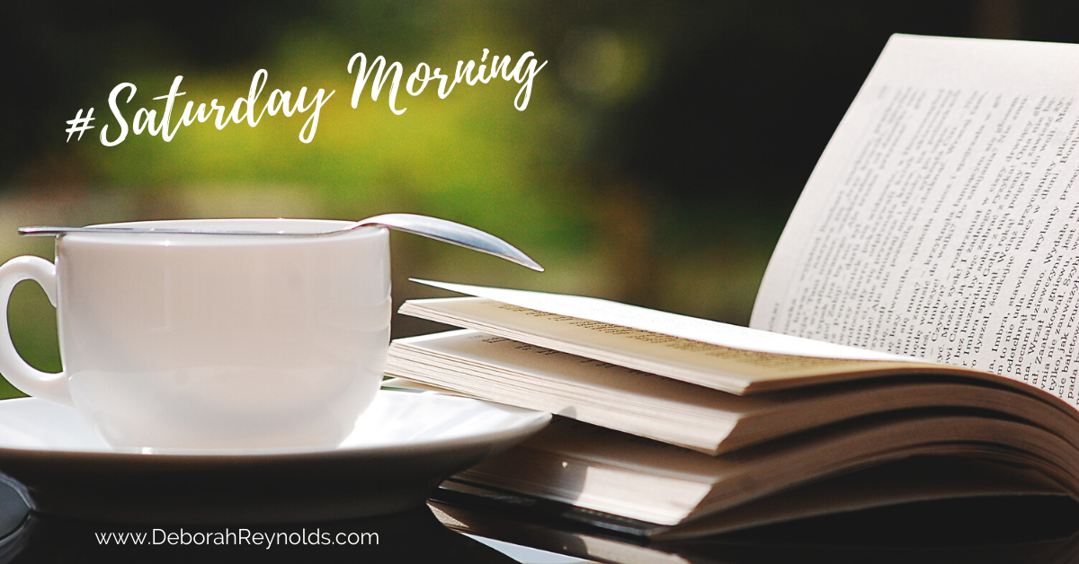 Saturday mornings are best with my coffee and a good book.  #SaturdayMorning #SelfCare #EntrepreneurLife pic.twitter.com/jcS8LU6Olh