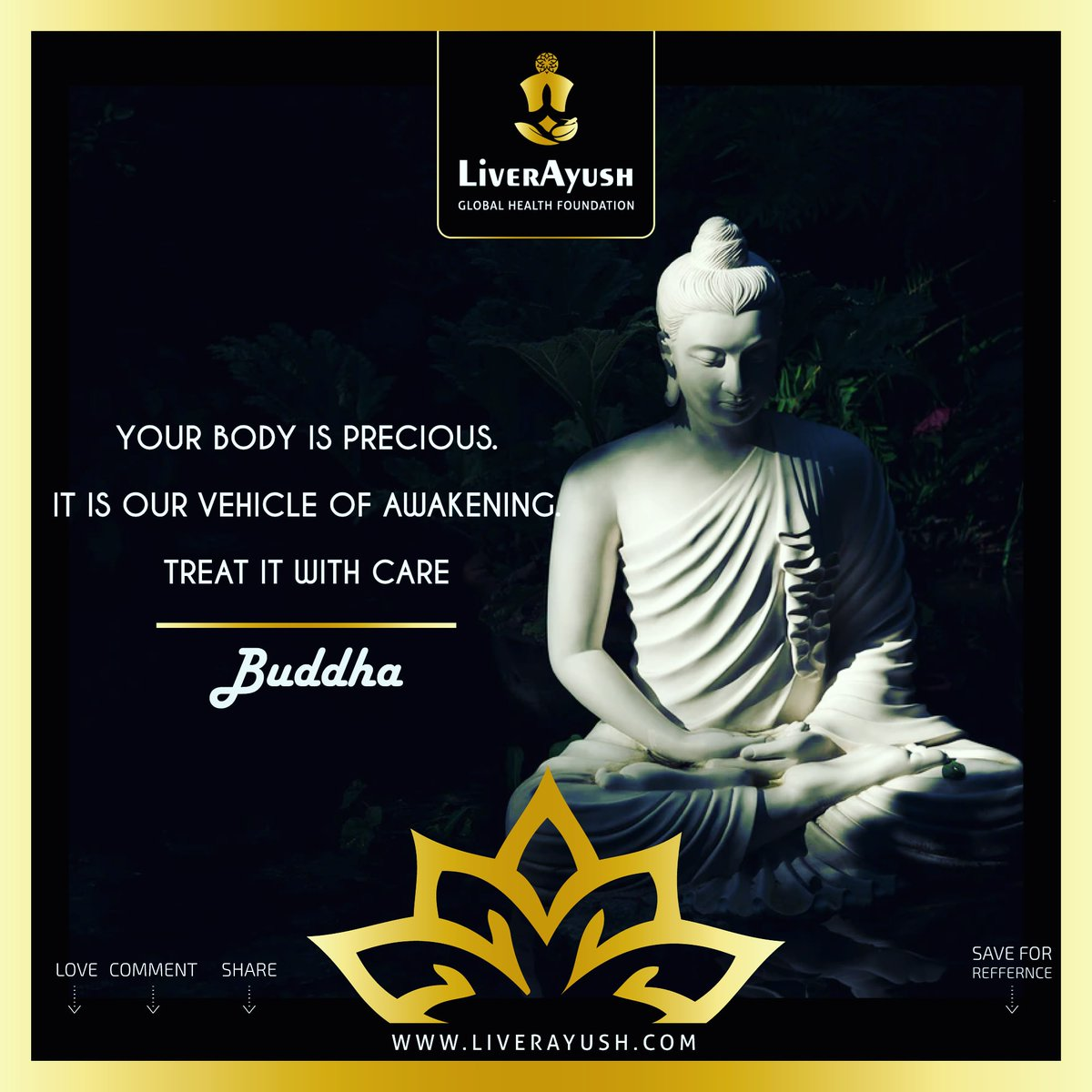Do you agree!!!!??? Share your thoughts in the comments... . . #ayruveda #ayurvedafood #ayurvedicmedicine #ayurvedictreatment #ayurvedalifestyle  #ayurvedaeveryday #immunity #wellness #naturalfood #ancientayurveda  #healingherbs #ayurvedatreatment #ayurvedichealing #buddhaquotespic.twitter.com/pfqzsZgXRw