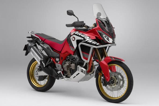 Honda CRF1000L, unatoka zako Dar saa 11 jioni uko Pork Joint unaweka mdudupic.twitter.com/JexLFtm9Tn