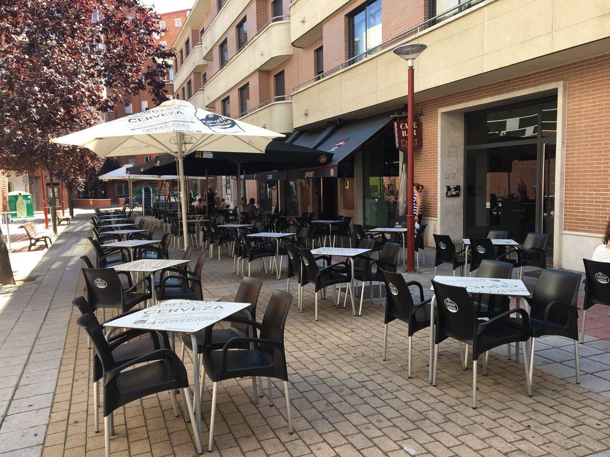 #GoValladolid #cubi #cañas #tapas #futbol gran #terraza calle travesía de verbena 4 #Valladolid