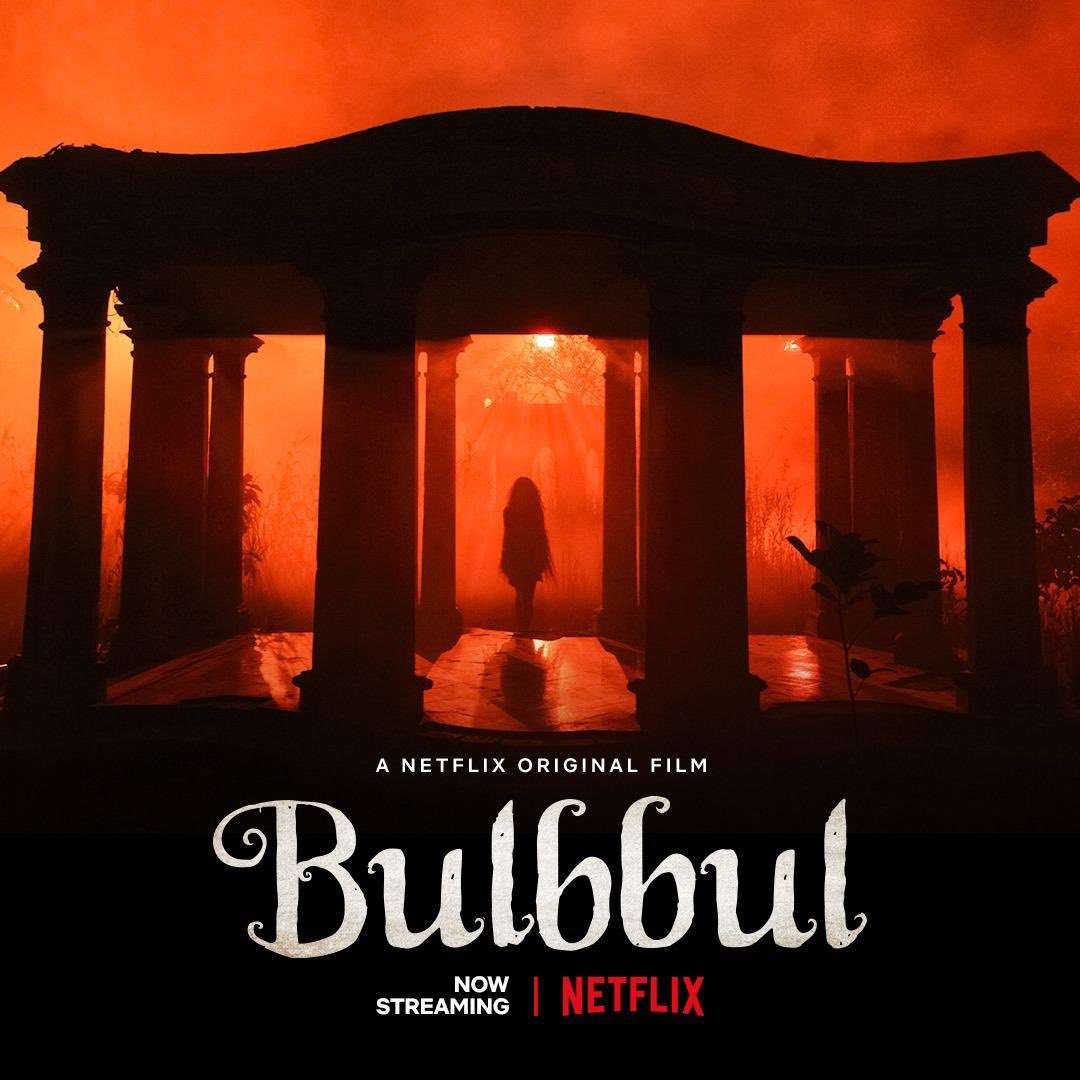 Spent the weekend watching my super talented, dear friend, #AnvitaDutt 's brilliant film #Bulbbul on @NetflixIndia. What a gorgeous film, in every frame! And @tripti_dimri23 what a fabulous find! 😍. Highly recommended! Congratulations @AnushkaSharma #KarneshSsharma 👏👏