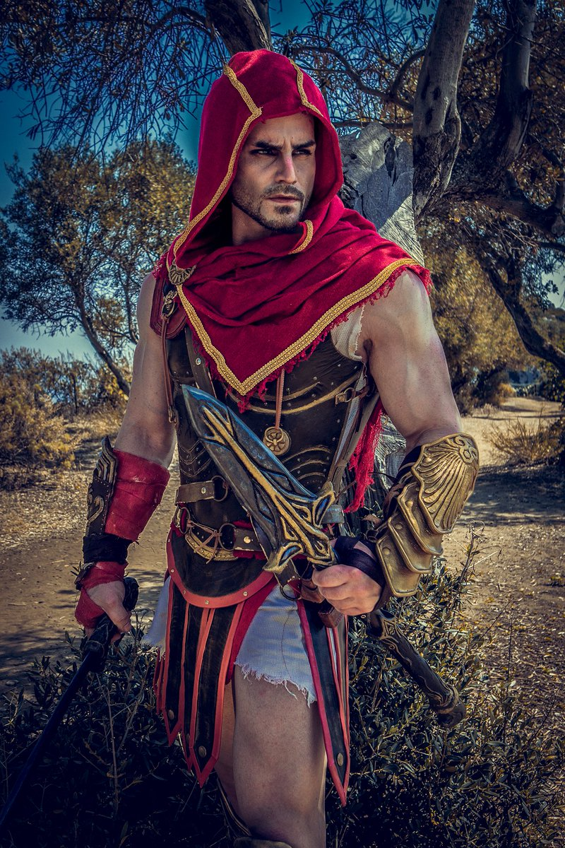 Taryn Cosplay Pa Twitter Alexios Assassin S Creed Odyssey