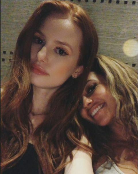 missing madelaine petsch and vanessa morgan on this day pic.twitter.com/ZNvJZj1RUB