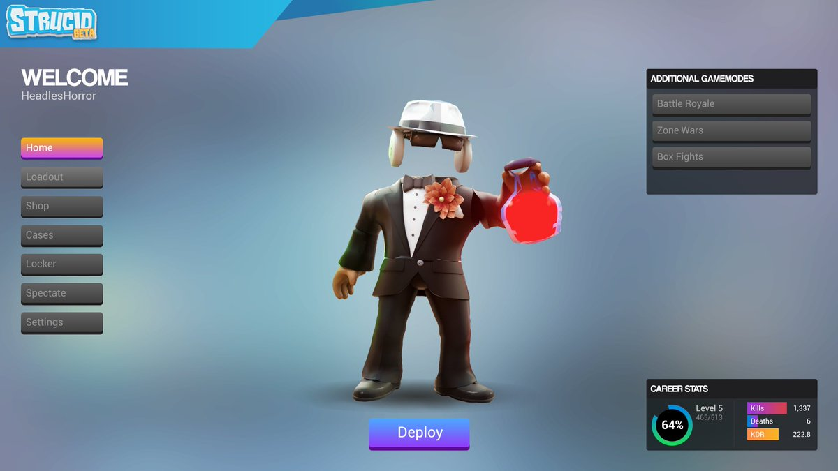 Roblox Strucid Twitter Codes Ted On Twitter Working On A Commission For Strucid Here It Is So Far Credits To Rightiess For The Beautiful Render Of Headlesshorror Roblox Robloxdev Robloxart Gamedev Https T Co 7hrfitzq39