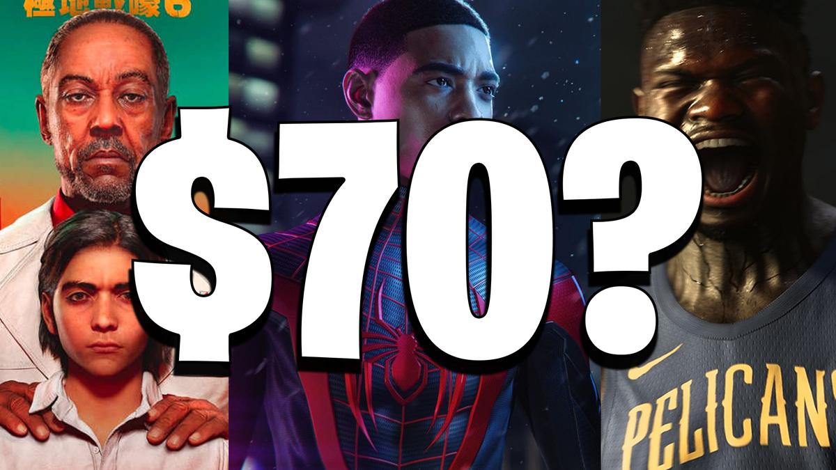 Will games cost more on #NextGen: https://youtu.be/s_j1QU0eTuA? -- #NBA2k21 #FarCry6 #MilesMorales #PS5 #xboxseriesx #NextGenPricepic.twitter.com/yBz3hftZhe