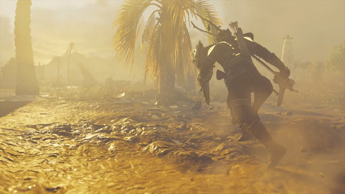 Call to battle.   Game: #AssassinsCreedOrigins Developer: @UbisoftMTL Console: #XboxOne  Follow me for more awesome pics by myself. #VirtualPhotography #PhotoMode #TheCapturedCollective #VGPUnite #ThePhotoMode #vpgamers #ArtisticofSociety #Gametography #gamingphotographypic.twitter.com/YNUGiUDh9D