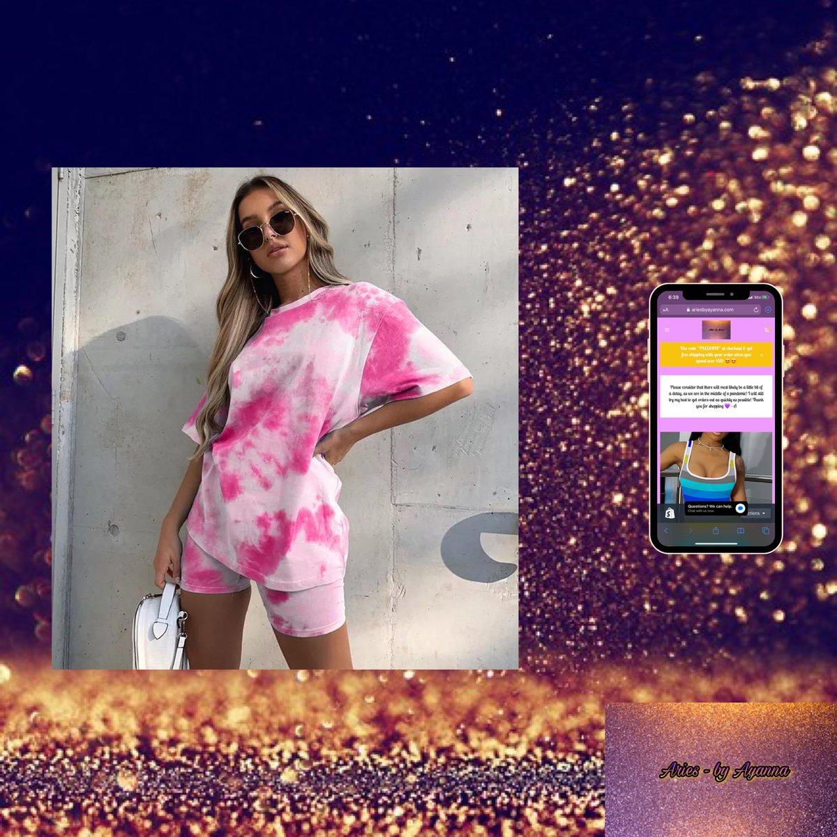 Tie dye vibes   To purchase/shop now visit http://ariesbyayanna.com #fashion #shopping #clothes #dress #shop #love #blackbusiness  #slides #sandals #furslides #summer #summertimepic.twitter.com/ZeXuN5PrKP