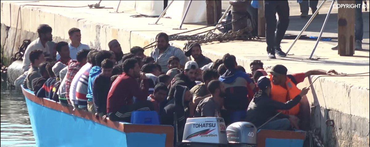 #Lampedusa