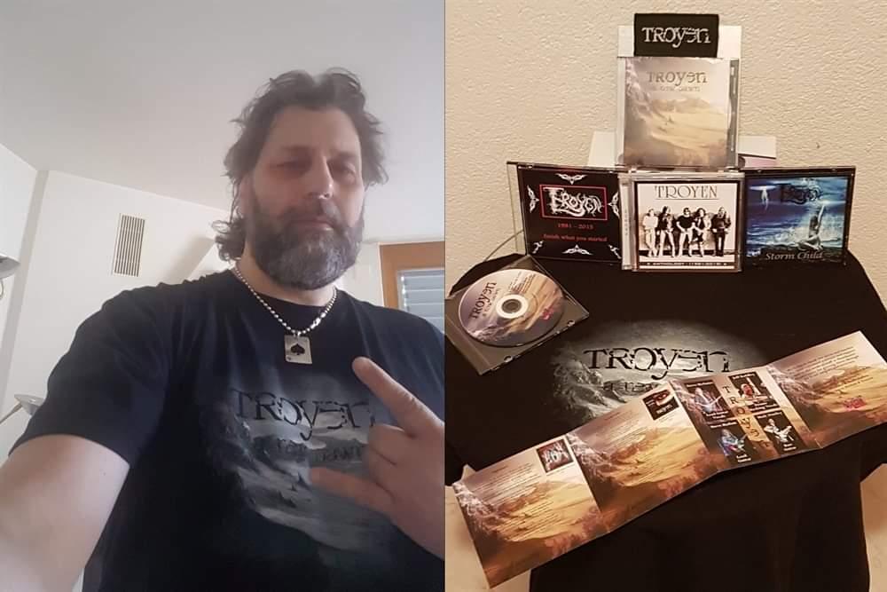 Good to see Egon Hajek likes his Troyen merchandise. If you want some go to https://troyenmerchandise.bigcartel.com #officialbandmerchandise #bandmerchandise #nwobhm #heavymetal #supportbands #beaniehats #bandshirts #band #bands #metalband #bandpatchespic.twitter.com/9uGngy6uX8
