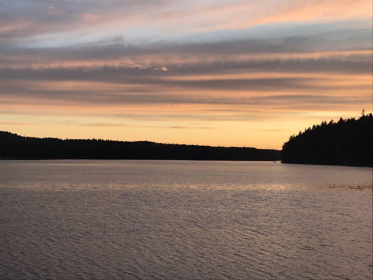 Auringonlasku Tänään