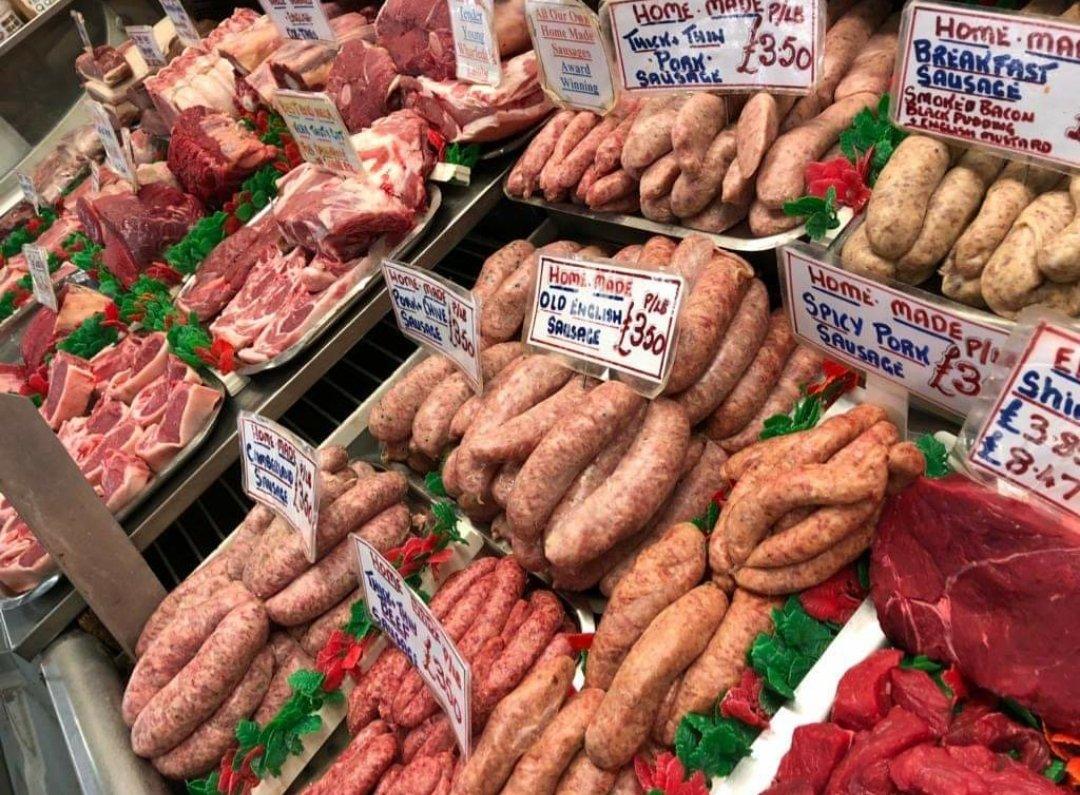 Eat the best quality meat from J Hutchinson Butchers in @BradfordMarkets  Delivered Fresh Not Frozen. Free delivery direct to your door. Head over to their website to order 👇  #localmeat  #goodfood #butchers  #localfood  #markets  #supportsmallbusiness