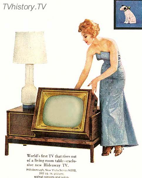researching weird vintage televisions for my #campnanowrimo project today, & this is unequivocally my favorite pic.twitter.com/49lAXcbd8Z
