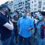 Image for the Tweet beginning: Protest Beograd (11.7.2020) #protesti2020 #Beograd