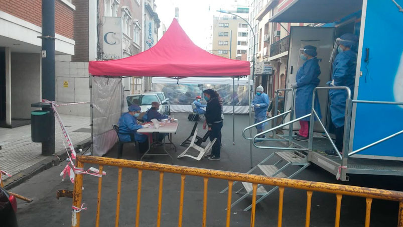 Coronavirus en Córdoba: testean a vecinos y comerciantes en la zona de la Clínica Sucre >> https://t.co/UczDHrxX4z https://t.co/WyD5LvScnh