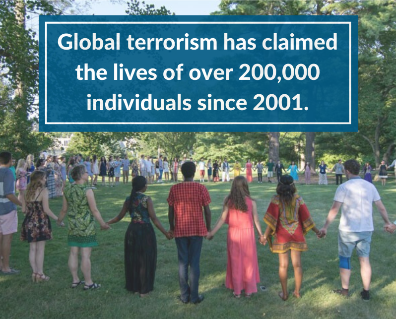 As we begin Project COMMON BOND, we are reminded of the impact of global terrorism and commemorate the 10th anniversary of the suicide bombings in Kampala, Uganda.  We also commend @UN_OCT, who are working to create a future without terrorism. #VirtualCTWeek #UNCCTExpo