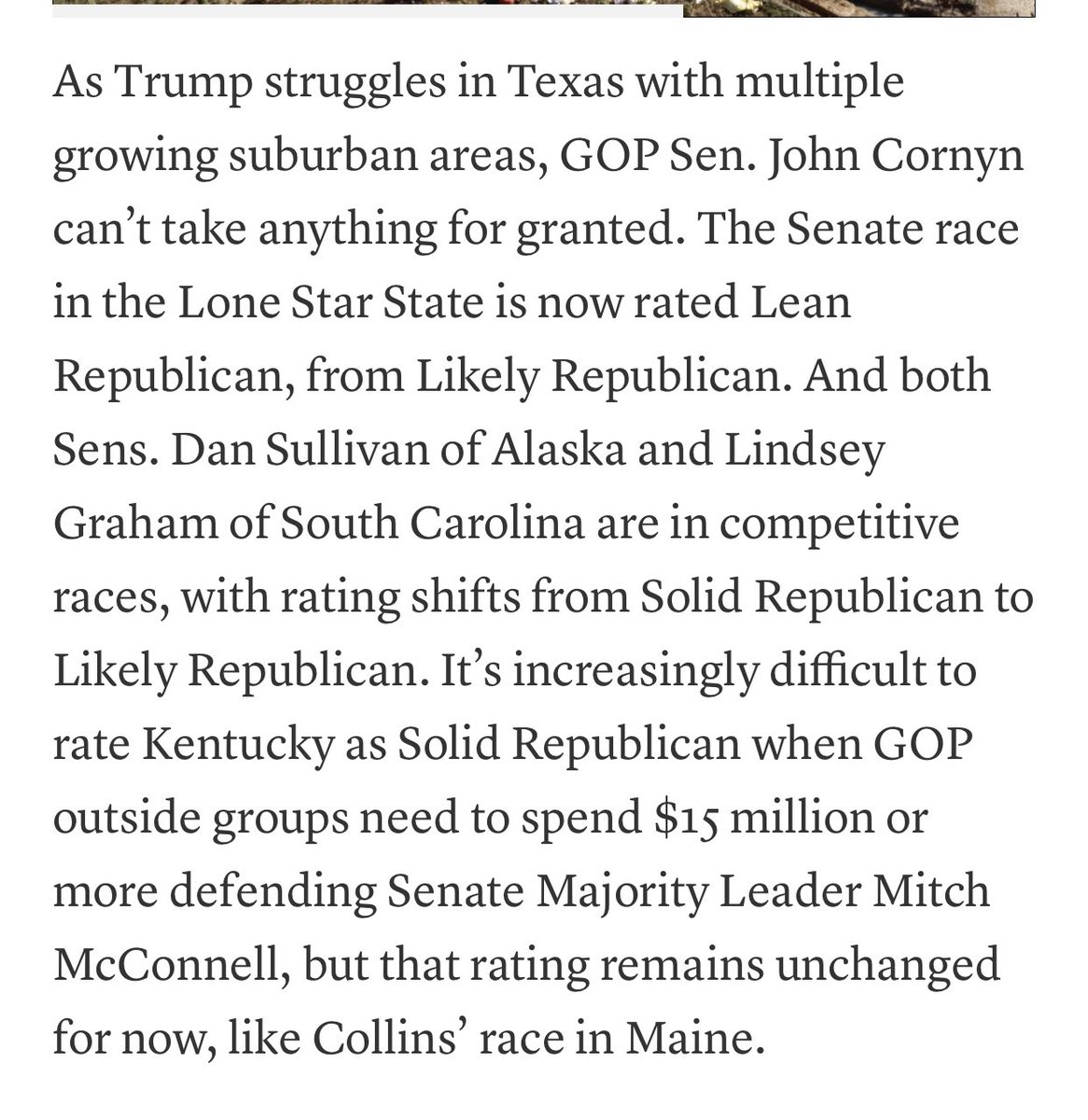Replying to @MollyJongFast: Imagine if Democrats could snag a senate seat In Alaska?