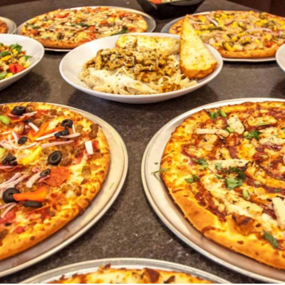 Weekend calls for a cheesy pizza from Palios.  You can place your order here-  and enjoy your favorite food at the safety & comfort of your home.  #forneytx #texas #paliospizza #italianfood #pizzanearme #food #restaurants