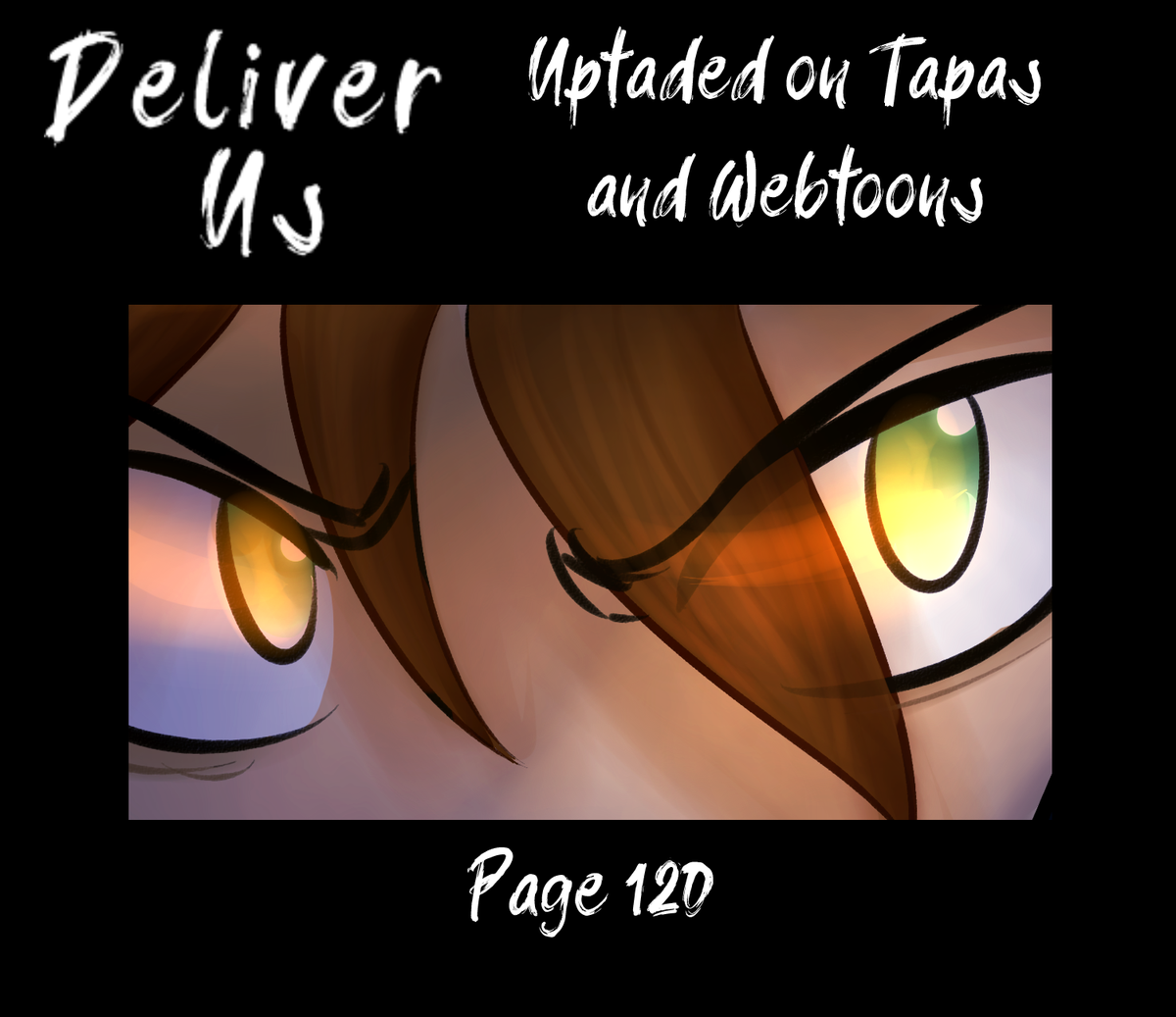 Deliver Us has updated it's newest page on Tapas and Webtoons! You can read ahead 5 pages by becoming a patron!     [#webcomic #webtoons #tapas]