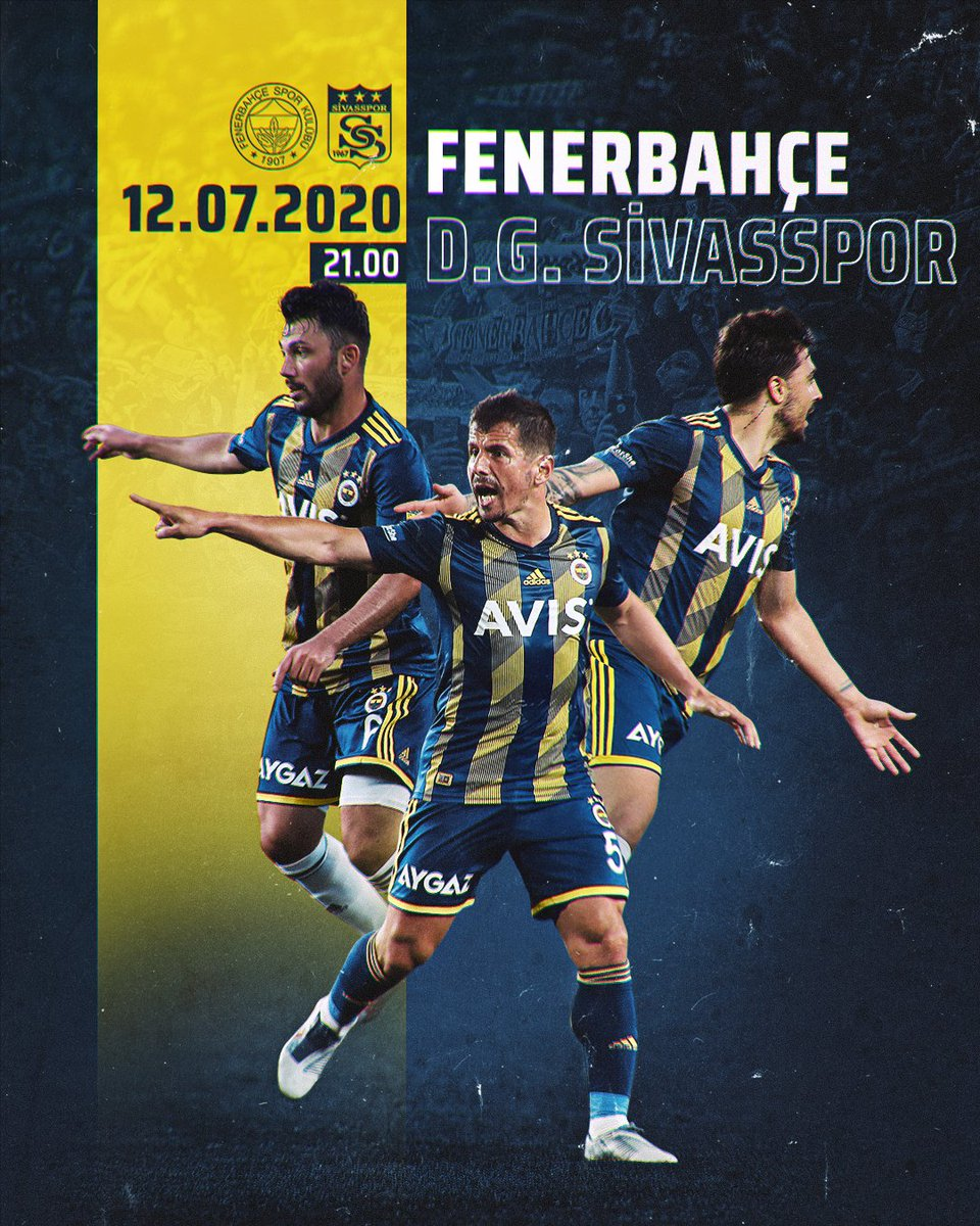 🆚 D.G. Sivasspor 🗓 Tomorrow 🏟 @ulkerstadyumu 🇹🇷 9pm (GMT+3) 🇪🇺 8pm (CET) 📲 #FBvDGS https://t.co/RjWYxwzBtV