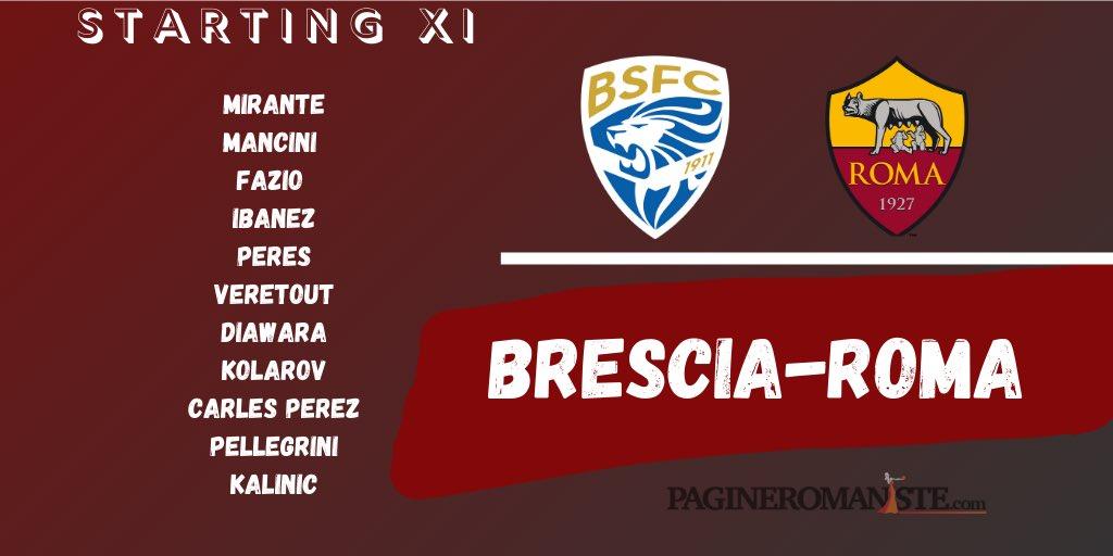#BresciaRoma