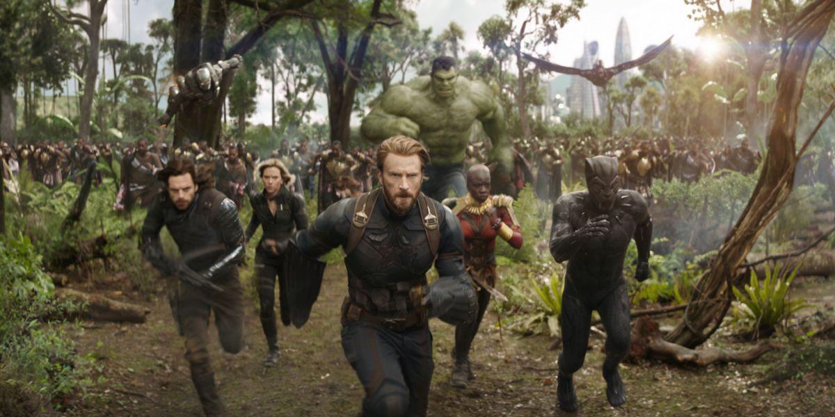 Marvel accusé de racisme : les réalisateurs d'Avengers sont d'accord https://t.co/N3PL25OA4u https://t.co/RF8nu7K28Q
