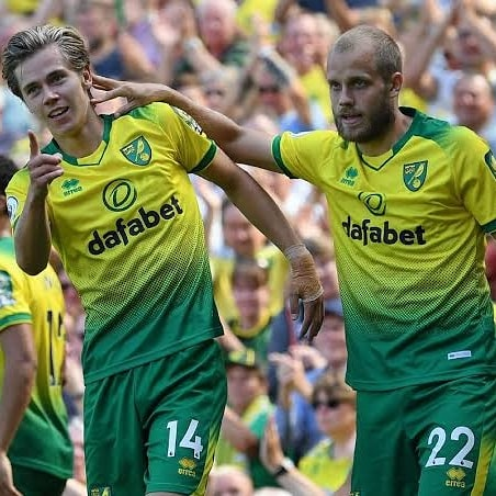 It was a very tough afternoon at #Carrow road as #NorwichCity embarks on relegation. I feel harshly for this two good players #Cantwell and #Pukki, they are fantastic players  but Norwich is always Norwich as far premier league is concerned. Good Bye to #Norwich City. See them... https://t.co/GfEMoXLuWk