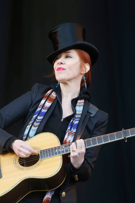 Happy birthday American singer-songwriter, musician and record producer Suzanne Vega, born July 11, 1959.