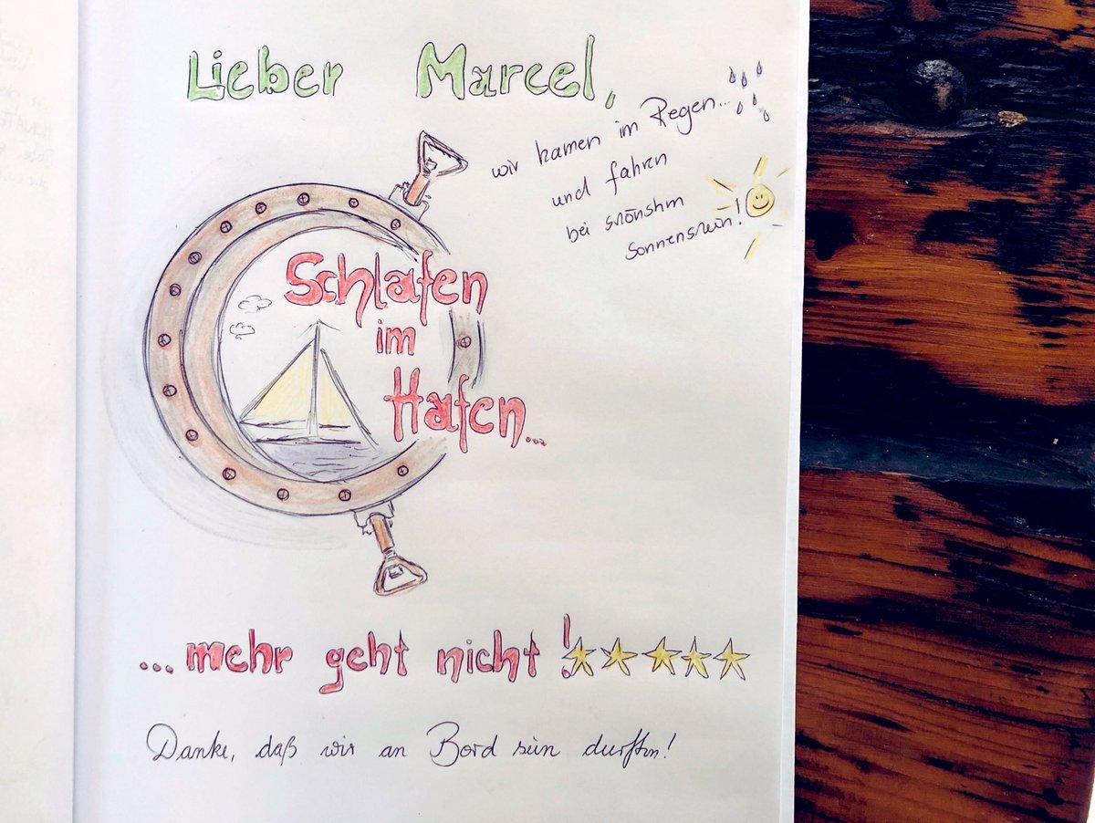 Wunderschön! #Gästebuch #Kunst #kanal77 #schlafenimhafen #hotel #hamburg #harburg #hotelschiff #hafen #urlaub #citytour #reisen