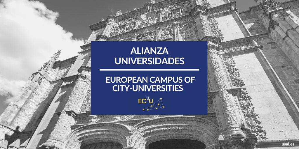 """La Universidad de Salamanca formará parte del programa """"Alianza Universidades - European Campus of City-Universities (EC2U) – Campus Europeo de Universidad Urbanas"""" @EC2U_Alliance. https://t.co/Ll5EtiQNMg"""
