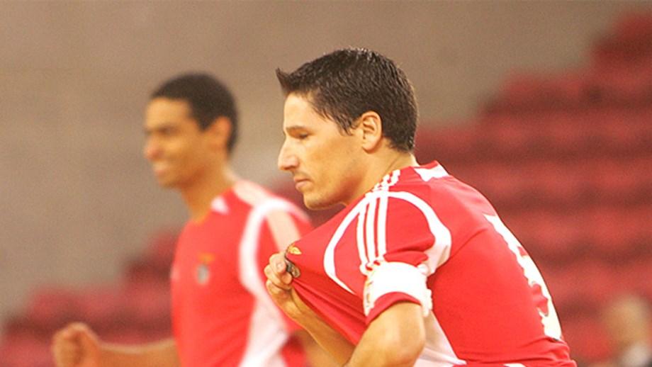 Neste dia em 2002, André Lima chegou à equipa de futsal do Benfica.  O resto é história... https://t.co/fJhchXLARM