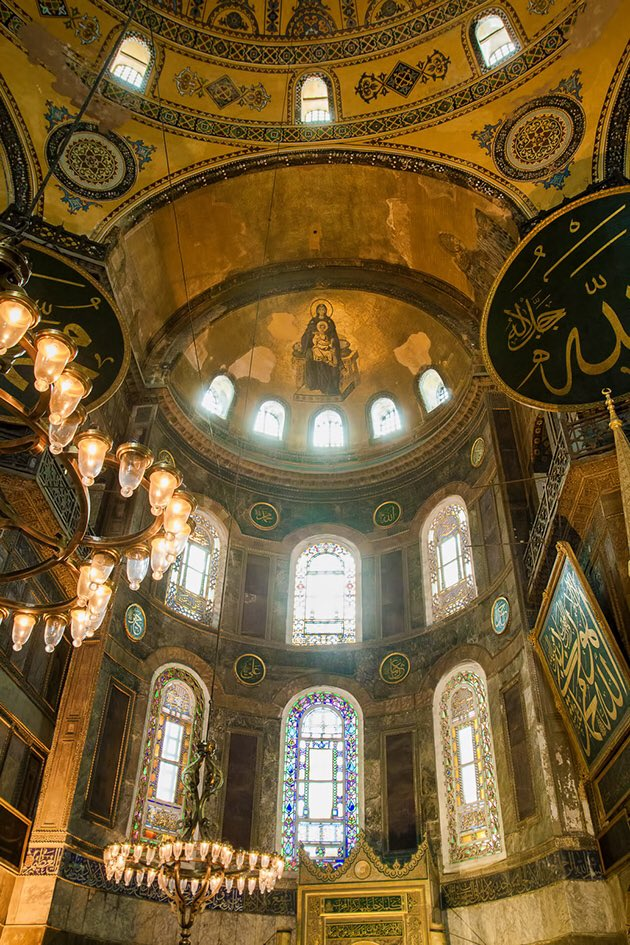 The change of status of #HagiaSophia is concerning. It undermines the symbolism and significance of #HagiaSophiaMuseum for the unity of humankind, and the purpose & the spirit of @unesco World Heritage Cite https://t.co/khTgSbvMXI