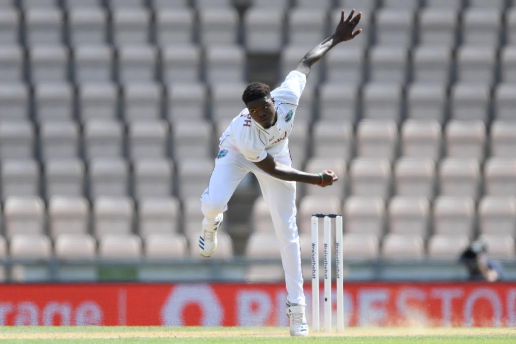 Alzari Joseph West Indies vs England
