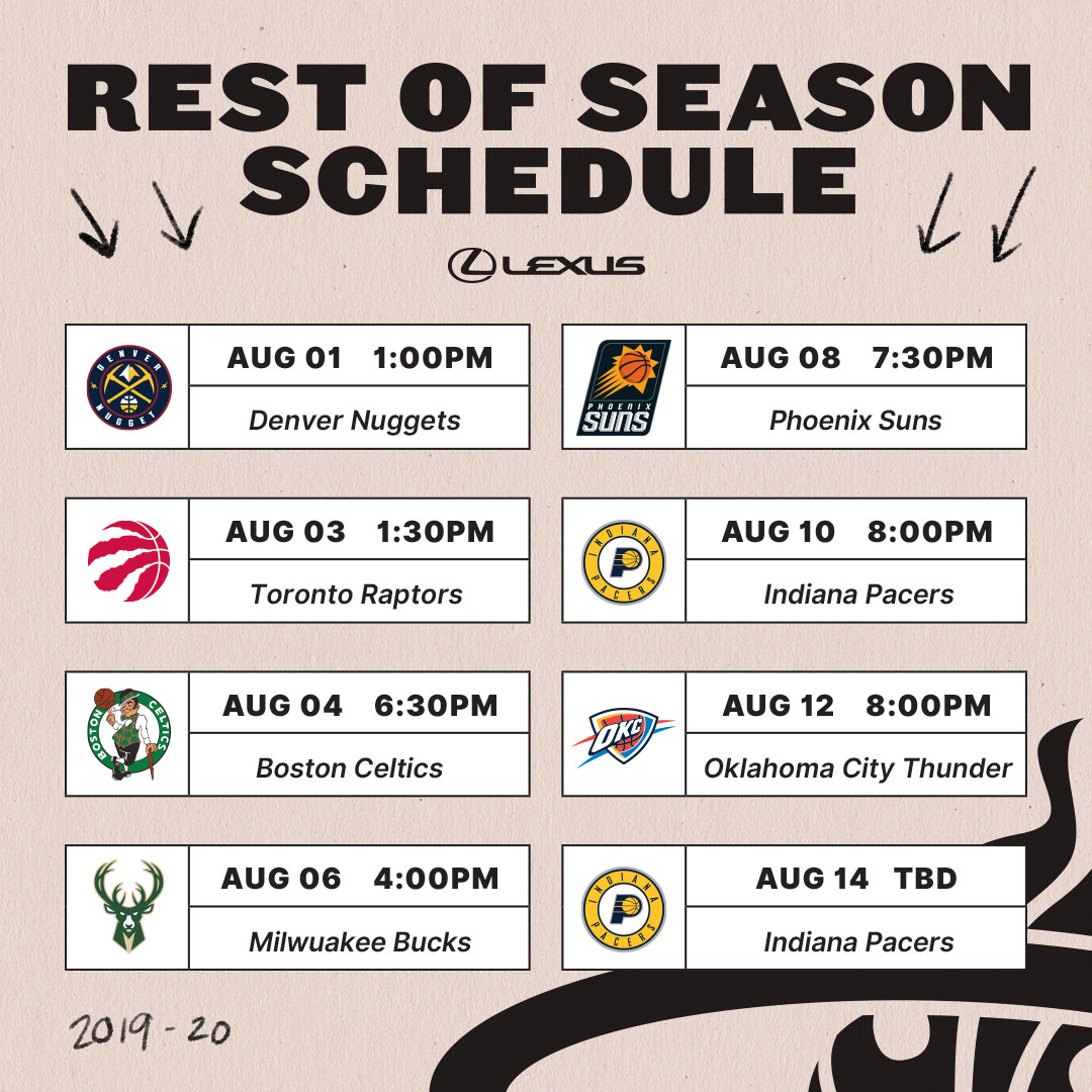 You've been asking... here's the answer.  @EReidMiamiHeat, @JohnKCrotty & @TheJaxShow will indeed broadcast all 8 of these seeding games on @FOXSportsHEAT 📺 we're now just 21 days away! https://t.co/0o9AN13tYx