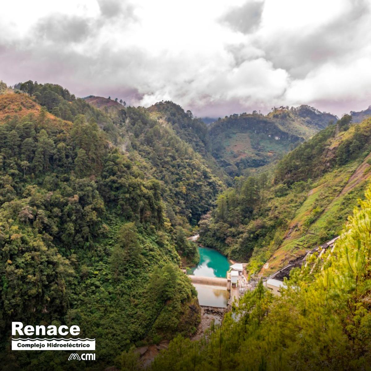 Los ecosistemas del #RíoCahabón son clave para la conservación de la biodiversidad. Por eso, Renace adopta 550 compromisos ambientales que garantizan la protección medioambiental. #CompromisoAmbiental https://t.co/ivf95WNAnq
