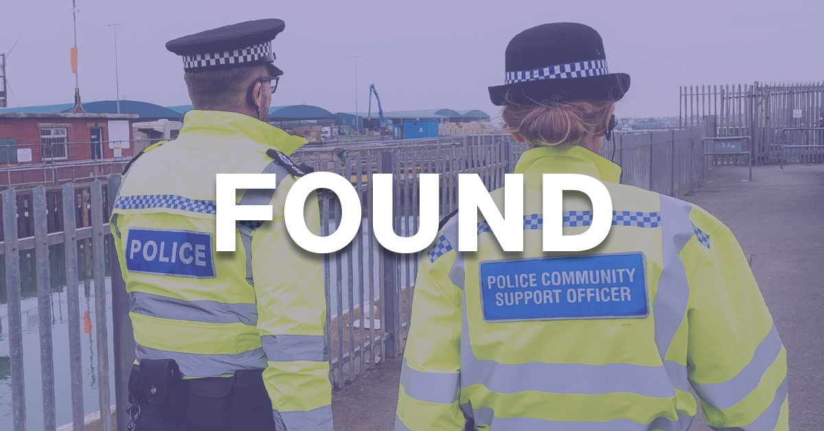 We're pleased to say Ben Foster, who had been reported missing from #Robertsbridge earlier this afternoon, has now been found safe.     Thank you to everyone for sharing our appeal. https://t.co/bzcrArY6TV https://t.co/cFJDLdz9Ml