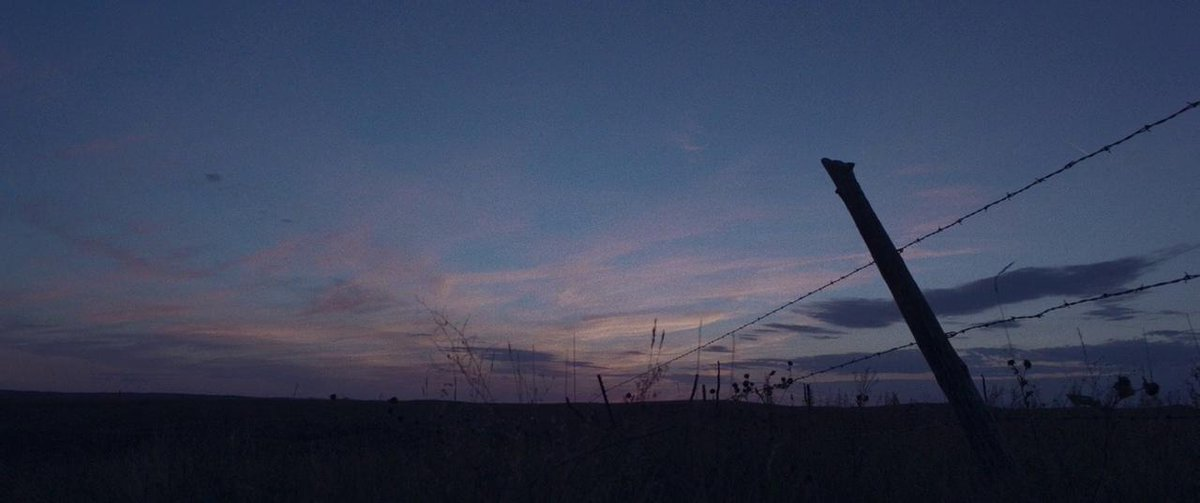 The beautiful wide shots of 'The Rider' (2017, Chloé Zhao). Cinematography: Joshua James Richards.