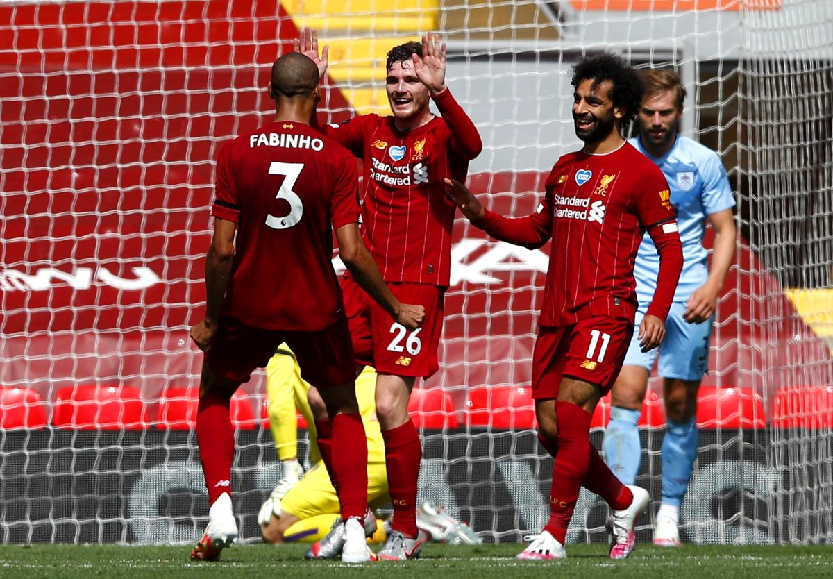 🎙️ Post-Game podcast  🗣️ @ptgorst and #LFC fans react to the 1-1 draw with Burnley + the full audio from Jurgen Klopp's press conference  🎧 Listen 👇 https://t.co/z5Y0egf2do https://t.co/bkVi9s1uXe