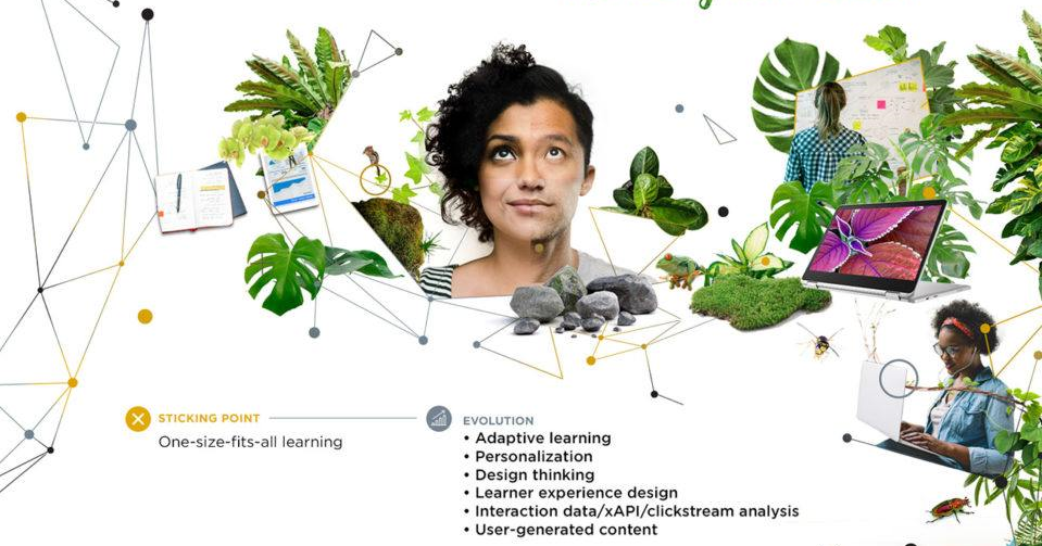 2019 Instructional Design Trends And Learning Trends: The Ecosystem Evolves. #Infographic #Infografía @SweetRushInc   #elearning #mlearning #blearning #educación #education #design #diseño #diseñoinstruccional #instructionalDesign #LMS