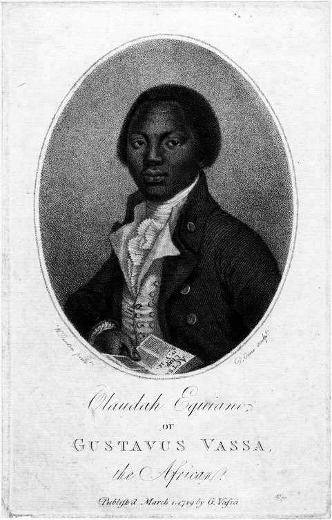 July 11 1766, captive #Igbo Olaudah Equiano (pictured) bought his freedom renamed Gustavus Vassa. Snatched from his Igbo village at the age of eleven taken to #Barbados then the State of Virginia, Equiano wrote in his narrative that domestic slaves in #Virginia were treated cruel pic.twitter.com/P6t5bfMbcJ