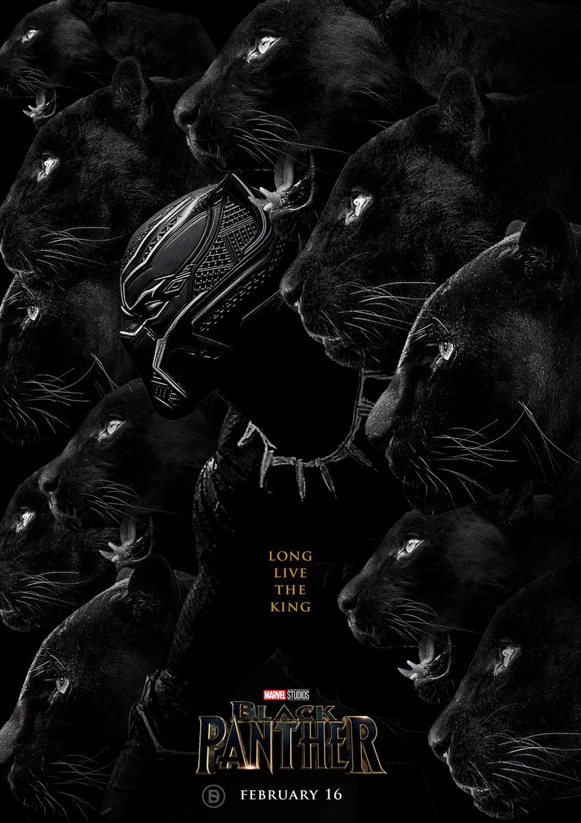Spot the odd one out...  (Credit to sahinduezguen on Reddit)  #blackpanther #tchalla #marvel #avengers #mcu #fanart https://t.co/bgHeCXxYXl