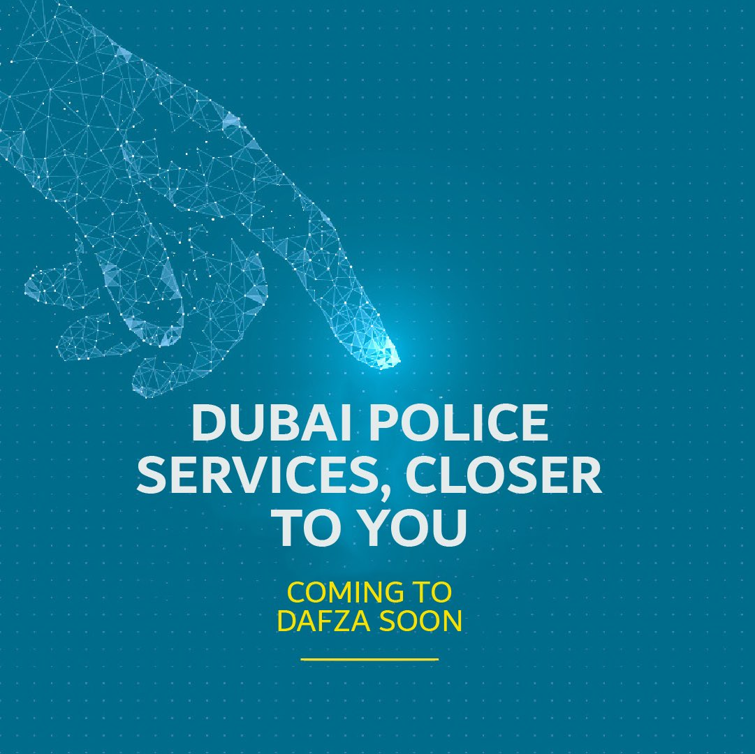 Stay tuned!   #DAFZA @DubaiPoliceHQ https://t.co/8alAjbcAGf