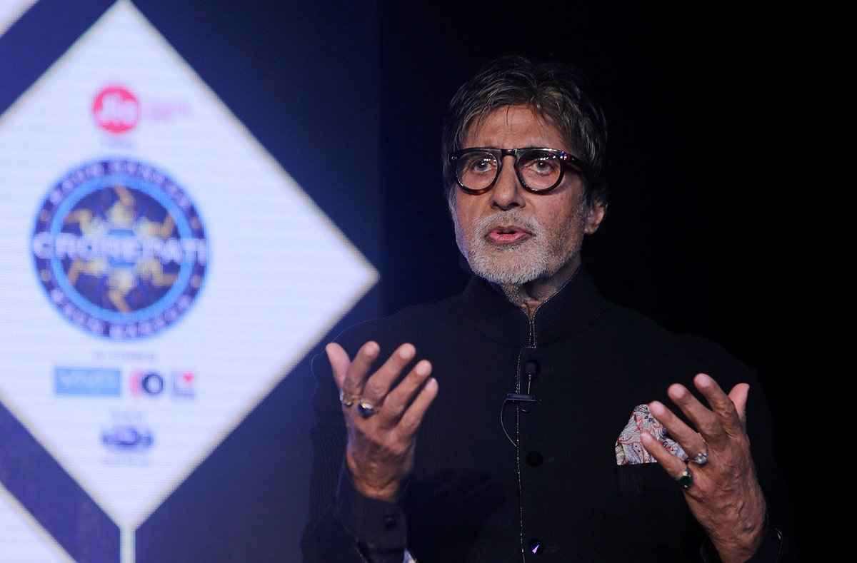 Bollywood superstar Amitabh Bachchan, hailed by some as India's greatest living actor, has been hospitalized after testing positive for coronavirus, his Twitter account says  https://t.co/QNWy4Mqx2j https://t.co/XErtV7bOO3