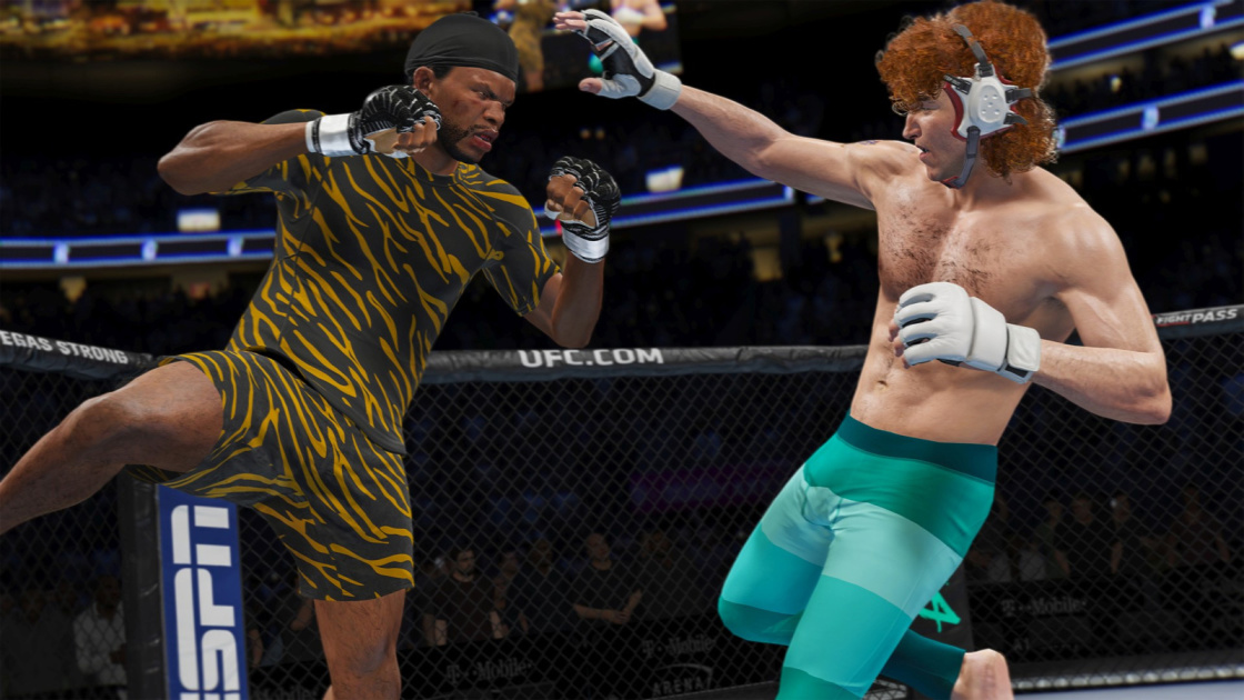 EA's 'UFC 4' focuses on your fighter's backstory