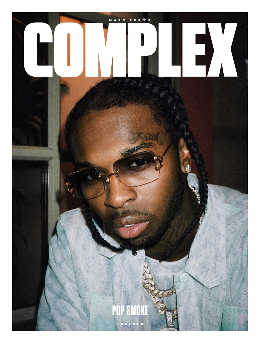 Some weekend reading ICYMI  My first @Complex cover story  Pop Smoke Forever  https://t.co/ng5rPIgmfT @ComplexMusic https://t.co/JRiHEMD7mI