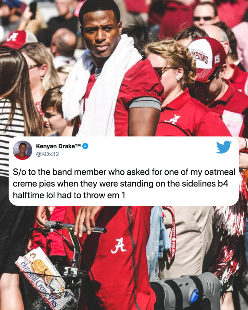 .@KDx32 is a man of the people 😂