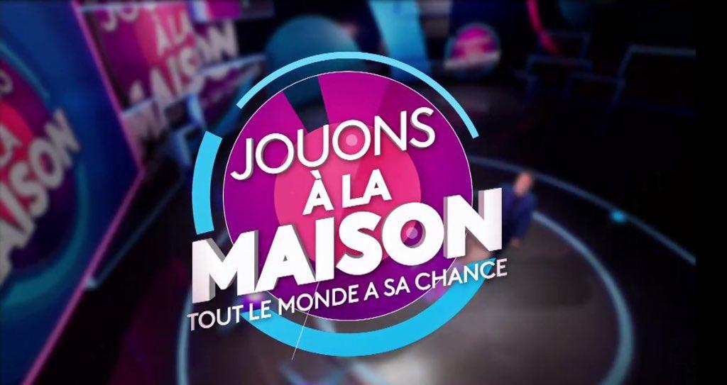🔴📺 Restez avec nous et @alexgoude pour un deuxième partie de #jouonsalamaison @france3 #alexgoude #toutlemondeasachance https://t.co/pv3AmQHG4d