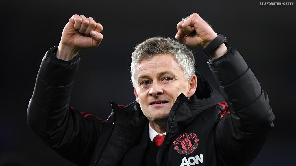 If the Premier League started in February, Man United would be:   ● Top of the table ● One point clear of Liverpool ● Four points clear of Chelsea ● Six points clear of Man City https://t.co/TV0hnMtS7x
