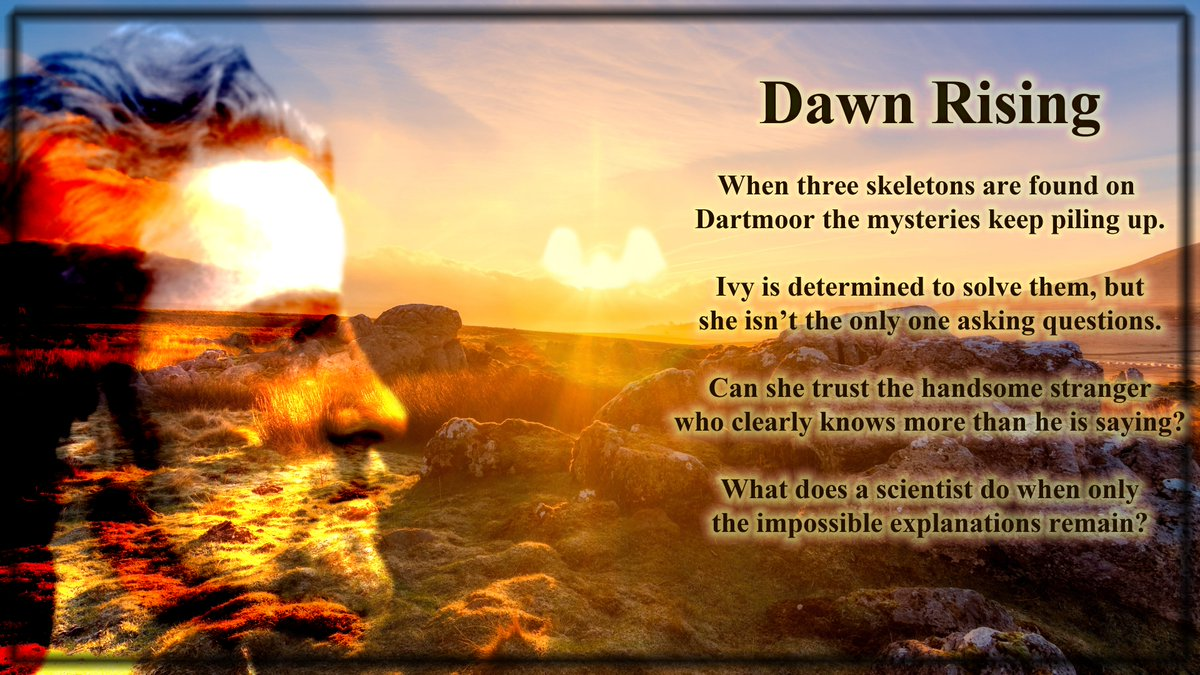 Since I finished #writing and now I #amquerying for Dawn Rising I made a small teaser. I'm looking for agents or publishers who may be interested in my first novel. #WritingCommnunity pic.twitter.com/njI85RUp46