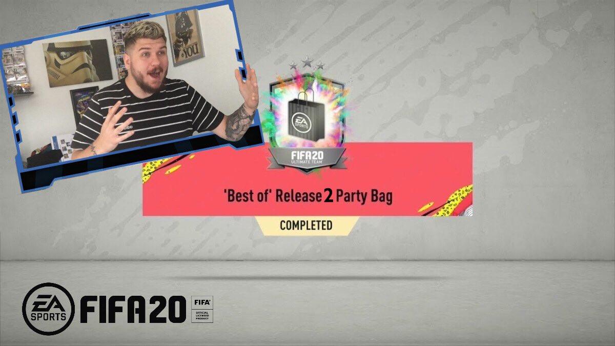 PARTY BAG 2 SBC #fifa20 #fut #partybag2 #ultimatepack https://t.co/rYpdV8TUZw https://t.co/x0H7E7JbjD